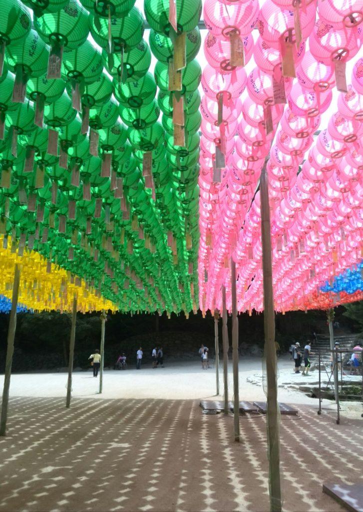 ソウル郊外の古都