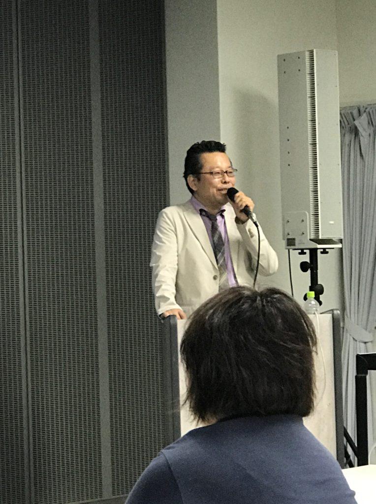 樺沢紫苑先生の「アメリカに学ぶ変化力」セミナー