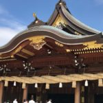 寒川神社のご本殿