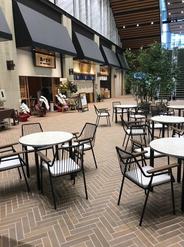 赤坂インターシティAIRレストラン街